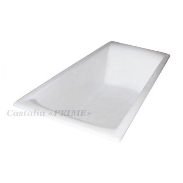 Ванна чугунная Castalia Prime 150х70