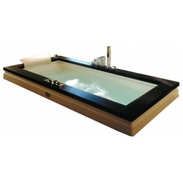 Акриловая ванна Jacuzzi Aura UNO 180x90