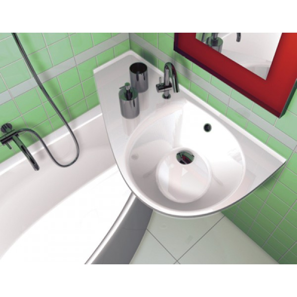 Небольшие раковины для ванной